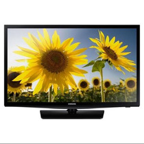 Samsung 24 Serie 4000-hd Led Tv De 60 Hz 1080p (modelo #: U
