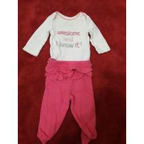 Conjuntos Carters Talla Nb Recien Nacido Body+pantalon
