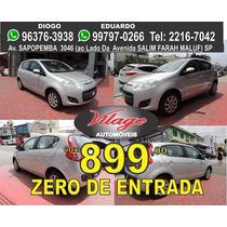 Fiat Palio Attractive 1.4 Flex 2013 Zero De Entrada
