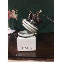 Molino Para Café Grinder Cafetera Prensa E4f