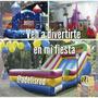 Alquiler De Parque Infantil Y Colchones Inflables, Trampolin