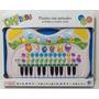 Piano Ok Baby Con Animales Musical Sonidos Todoxmia