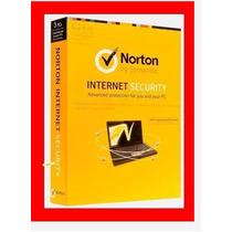 Licencia Norton Internet Security 2016 1 Pc 1 Año