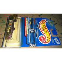 Hot Wheels Thunderstreak Morado Virtual Collection Lyly Toys