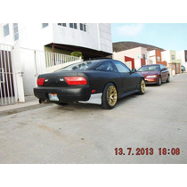 Nissan 240sx S13 Silvia Jdm Balances Defensa Trasera Hatch