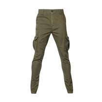 Pantalon Cargo Rusty Basic Charge Verde