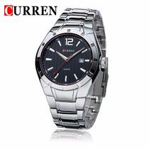 Relógio Masculino Social Barato Promoção Curren Importado!!