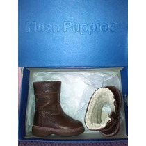 Botas Hush Puppies N° 20 Con Chiporro 100 % Cuero