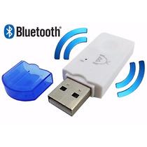 Receptor Bluetooth Knup Usb Musica Celular Para Som Carro