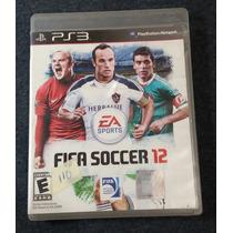 Fifa Soccer 12 Para Ps3 Usado