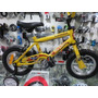 Bicicleta Rodado 12 Varon O Dama Halley Ruedas Inflables