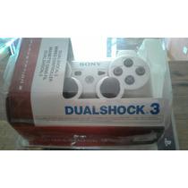 Sony Dual Shock Ps3 Alambrico