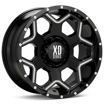 Rines Xd Crux Xd812 20x10 8x170 -24mm Offs Ford Super Duty