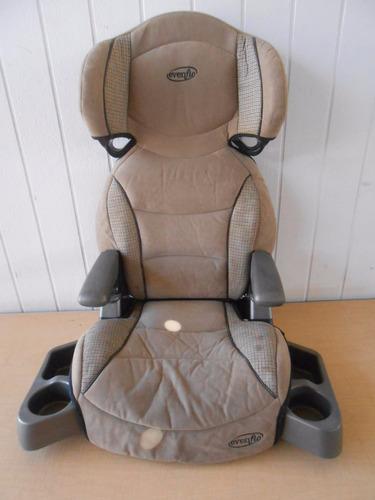 Silla de bebe carro marca evenflo ni os 3 a 10 a os 238 for Silla coche nino 8 anos