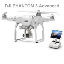 Drone Dji Phantom 3 Advanced + Bateria Extra + Vendedor 100%