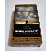 Película Saving Private Ryan Vhs