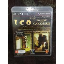 Ico & E Shadow Of The Colossus Collection - Frete Baratp