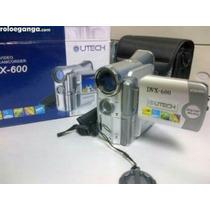 Video Filmadora Utech Dvx-600 Nueva