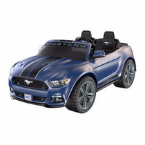 Vehículo Montable Power Wheels Ford Mustang Smart Drive