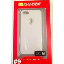 Caratula Ferrari Nuevas Para Iphone 5/5s Varios Modelos