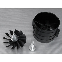 Turbina 120mm 12 Pás De Alta Performance - Fúria Hobby