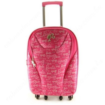 Mala De Viagem Primicia Barbie Classic Pink G - Ba9296/4