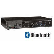 Amplificador Bluetooh Receiver Frahm Slim 2000 Optical Usb