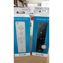 Controle Nintendo Wii Ou Wiiu Original Branco Ou Preto