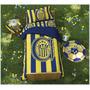 Acolchados Futbol Rosario Central Gimnasia Esgrima De La Pla