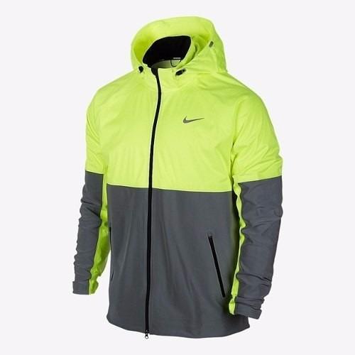 4003e27b50 Jaqueta Nike Shield Flash - Refletiva E Impermeável Original - R  299