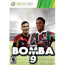 Patch Pes13 Super Bomba Patch 9 Mod Galvão Bueno