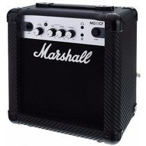 Amplificador Para Guitarra 10w Marshall Mg10 Cf Distorsion