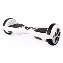 Patineta Electrica Scooter Smart Balance Hoverboard Blanco