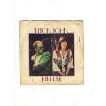 Lp Compacto Elton John & Kiki Dee, Disco Vinil, Ano 1976