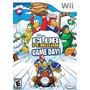 Jogo Disney Club Penguin Game Day Original Para Nintendo Wii