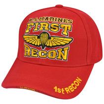 Gorra Militar Us Marines First Ajustable Original