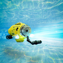 Submarino Rc Con Cámara De Video Y Fotos Mygeektoy