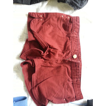 Short Mujer Jeans