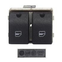 Interruptor Botão Duplo Do Vidro Elétrico Fox Gol Original