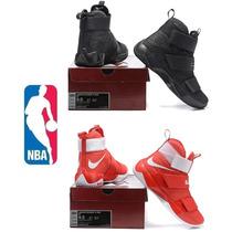 Botas Nike Lebron Soldiers 10 X Originales Tenis Zapatillas