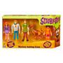 Muñecos Scooby Doo Blister X 5 Personajes Shaggy Vilma Intek