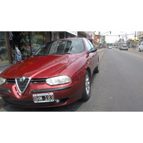 Alfa Romeo 156 2.0 Ts Año 2000