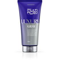 Shampoo Helcla Multiacao Luxury Gray 400ml