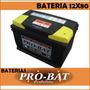 Bateria 12x80 Para Autos Diesel Nafta Gnc