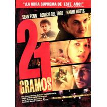 Dvd 21 Gramos ( 21 Grams ) 2003 - Alejandro Gonzalez Iñarrit