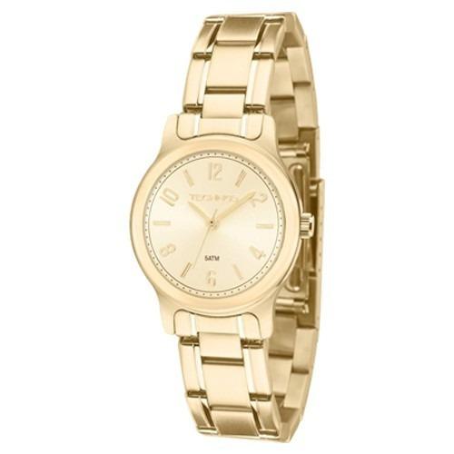 87c9fce7ef23c Relógio Feminino Technos Dourado Boutique 2035lry 4x - R  263,00 em Mercado  Livre