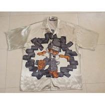 Camisa Raper Street Culture Moda Urbana T. Xl Envio Gratis