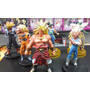 Muñecos Dragon Ball Z Goku Broly Trunks Lote Por 6 Muñecos