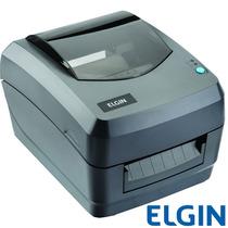Impressora Etiquetas P/ Mercado Livre L42 Elgin Usb Serial