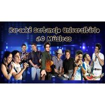 2015 Coletânea 8 Dvds Karaokê Sertanejo Univ, Arrocha, Funk